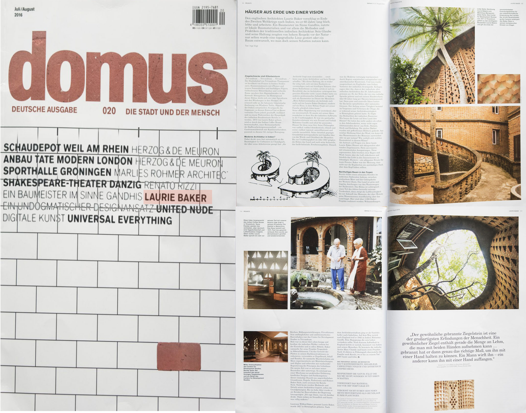 Domus Germany Article